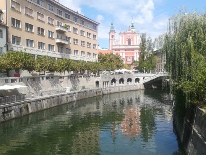 lubiana capitale slovenia