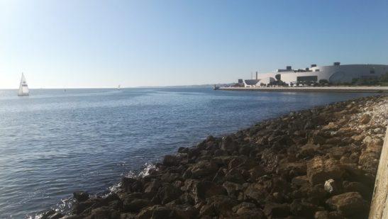 fiume è mare e viceversa, Lisbona