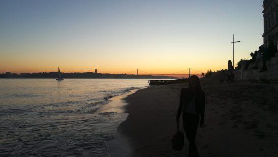 Adattarsi a Lisbona e a suoi colori