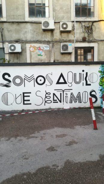 Adattarsi a Lisbona vuol dire capire che Siamo quello che Sentiamo