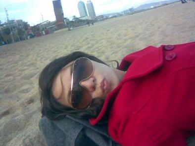 Selfie a Barcellona, 10 anni fa
