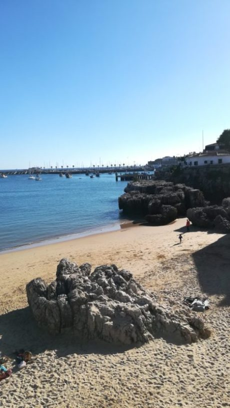 Spiaggia Praia da Rainha