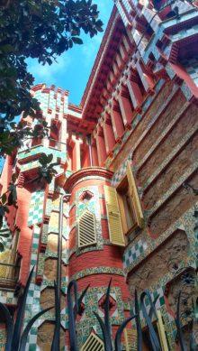 La magica Barcellona e casa Vicens