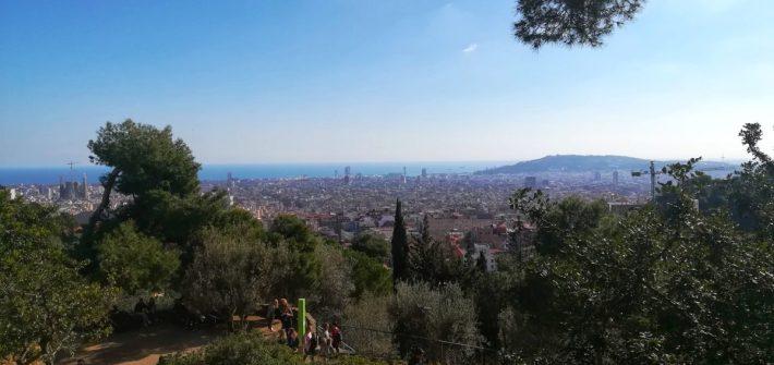 La bella e magica Barcellona