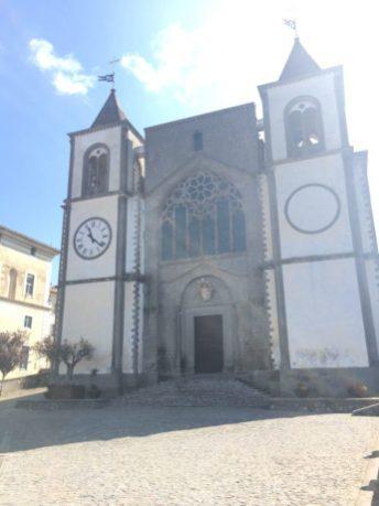 La bella Abazia di San Martino Al Cimino