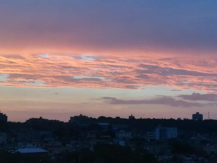cieli rosa su cuba