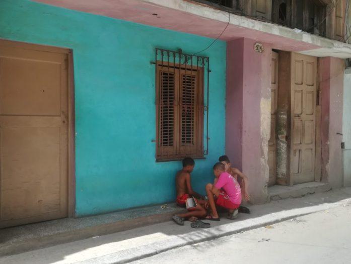 bambini cubani