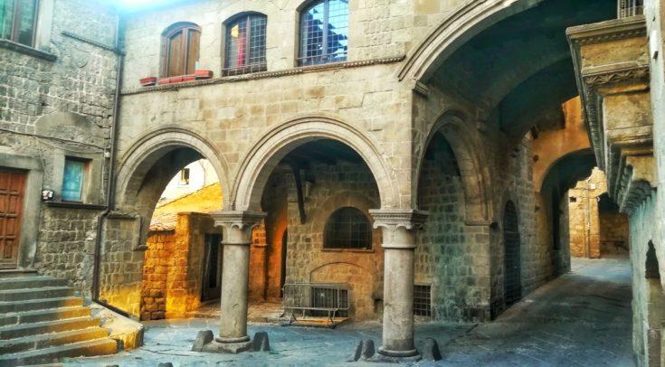 San Pellegrino non pò mancare durante una gita a Viterbo per una giornata
