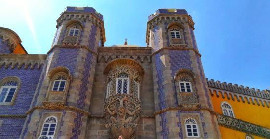 Cosa visitare in un giorno a Sintra, colori e mostri