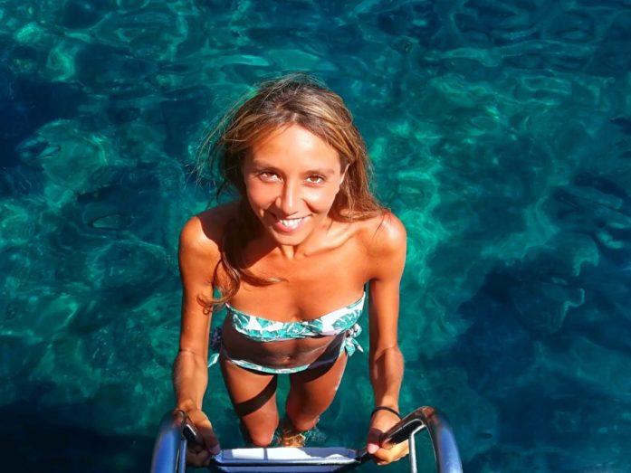 il colore dell acqua valido motivo per visitare isola del giglio