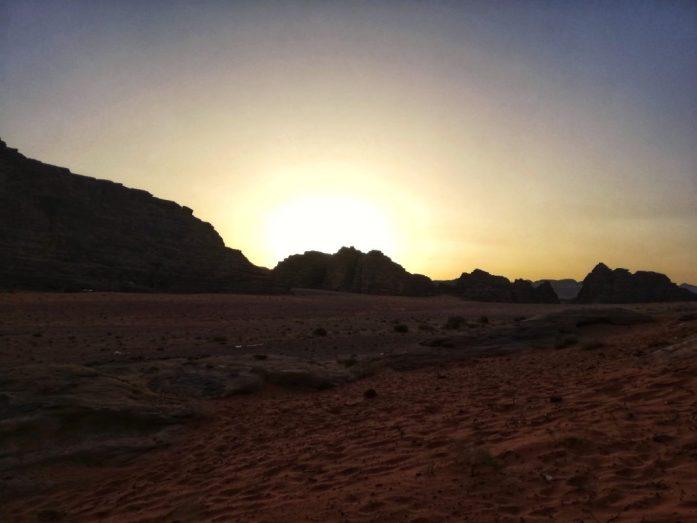 vedere alba wadi rum informazioni utili