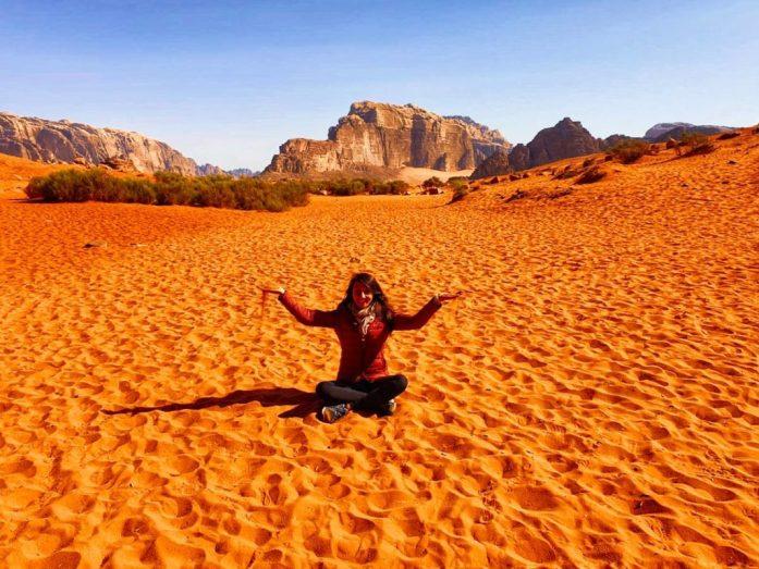 deserto wadi rum cosa sapere per un viaggio israele giordania