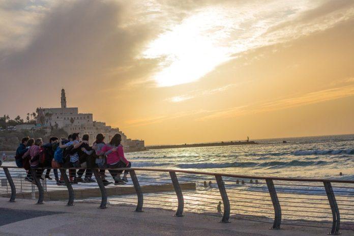 tel aviv israele città giovane