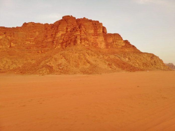 tutte le informazioni utili per il wadi rum giordania