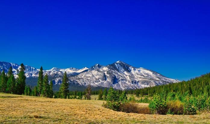 montagne della california