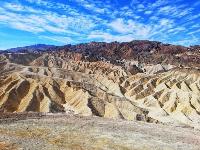 zabriskie point cosa vedere death valley