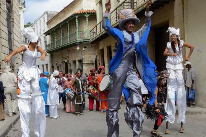 carnevale dei caraibi