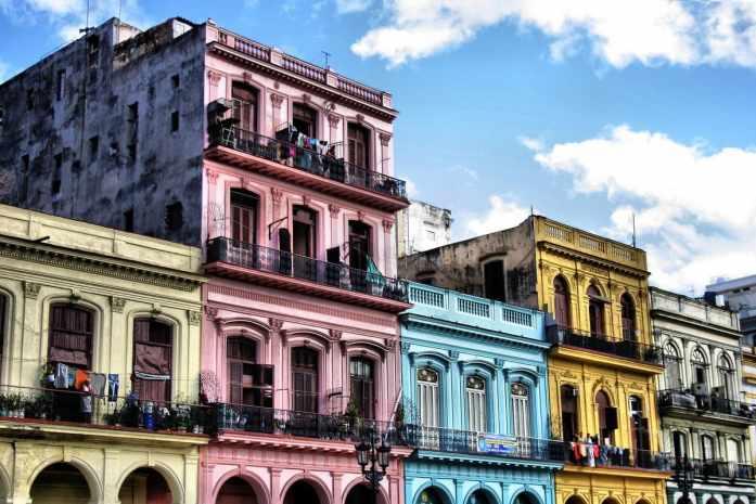caraibi architettura