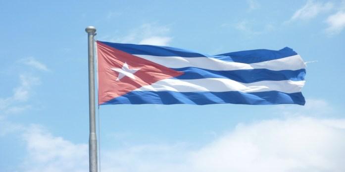 bandiara cubana simboli