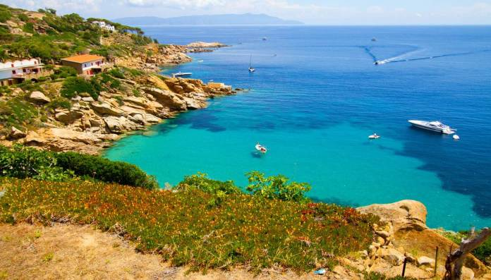 spiagge arcipelago toscano