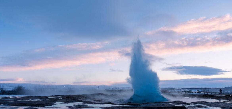 dove vedere i geyser in islanda