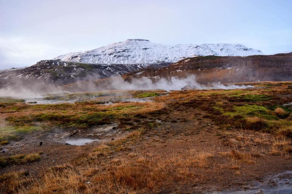 cosa sono i geyser e dove si trovano in islanda