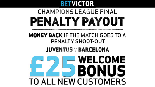 Betvictor Champions League Final