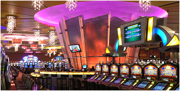About Mount Airy Mini Casino