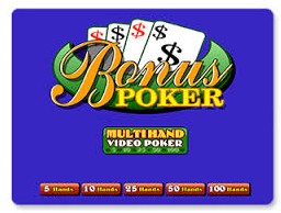 Bonus Poker Multihand