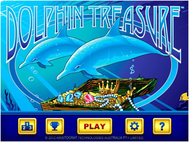 Dolphin Treasure slots