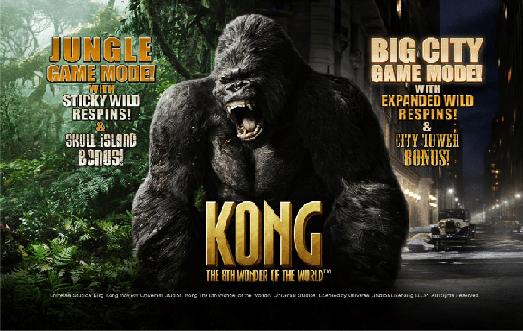 King Kong Pokies
