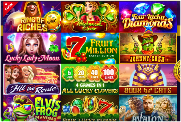 New custom slots From B Gaming Launched