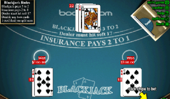 RTG Blackjack