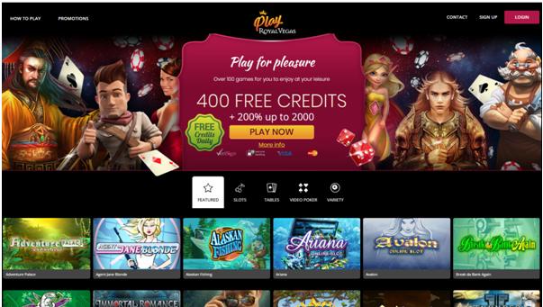 Royal Vegas Fun Casino To pLay Free Pokies