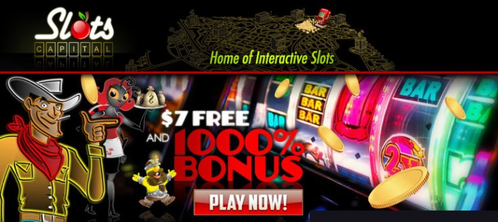 Slots capital no deposit bonus code