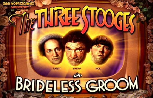 The Three Stooges-In Brideless Groom