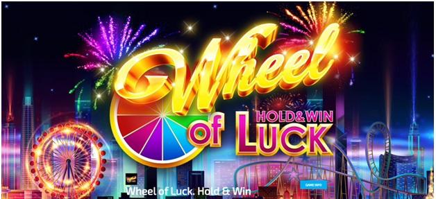 Tom Horn Games - Wheel of Luck