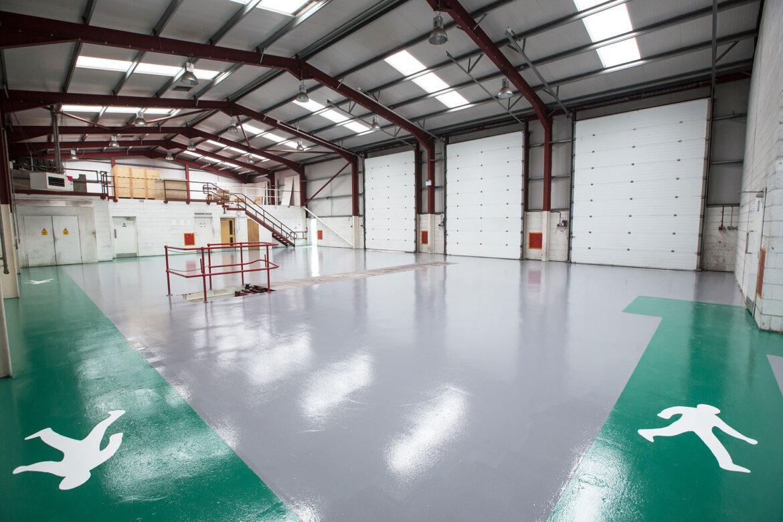Industrial Flooring  IFT