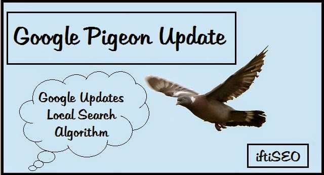 Pigeon Update: Google Updates Local Search Algorithm