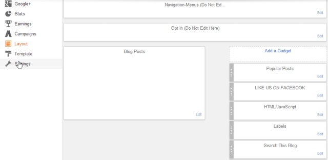 How to Enable Author Box in Default Blogger Templates