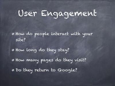 Site Engagement - A Massive Ranking Factor 90% SEOs Ignore