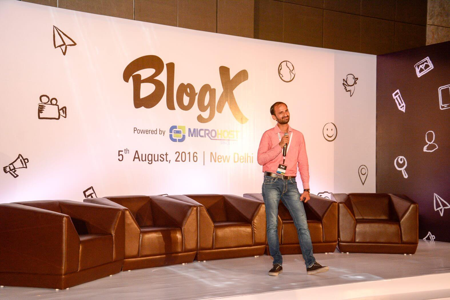kulwant nagi at blogx
