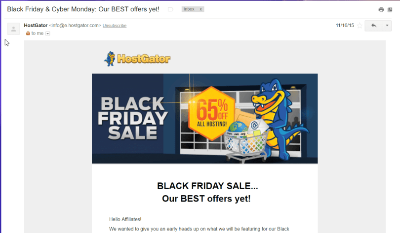 hostgator blackfriday