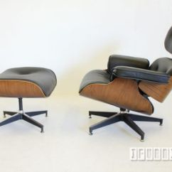 Fake Eames Chair Folding Travel Beach Chairs Lounge Replica Italian Leather Picture Of