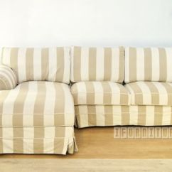 Duck Feather Corner Sofa Gray Leather And Chair Ralph Filled Washable Picture Of
