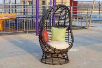 hanging chair christchurch patio swing chairs picture of 55 outdoor egg