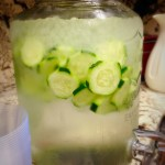 Iced Cucumber Water – 0 Weight Watchers Smart Points