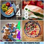 Weight Watchers Easy Lunch Ideas Facebook Live! with Smart Points