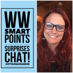 Weight Watchers Smart Points Surprises: Facebook Live Chat!