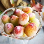 Frozen Candy Grapes:  0 Freestyle Smart Points